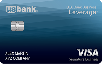 U.S. Bank Leverage Visa Card