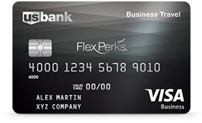 U S Bank Flexperks Business Edge Travel Rewards