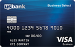 Select Visa Card