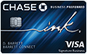 Chase Ink Card